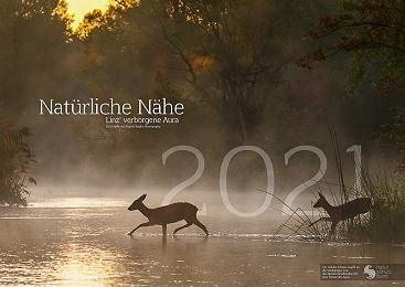 Natürliche Nähe Kalender 2021