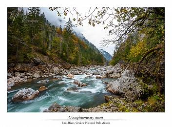 Wild water, steep rock part I