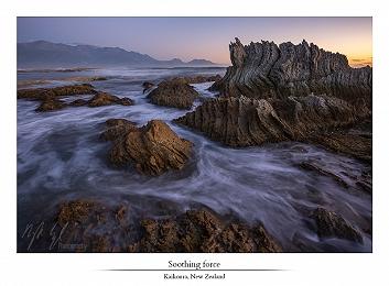 Edged shores - New Zealand part VI
