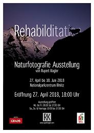Ausstellungseröffnung am 27. April 2018
